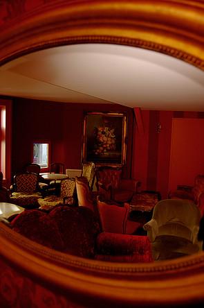 1er étage - café saint jacques