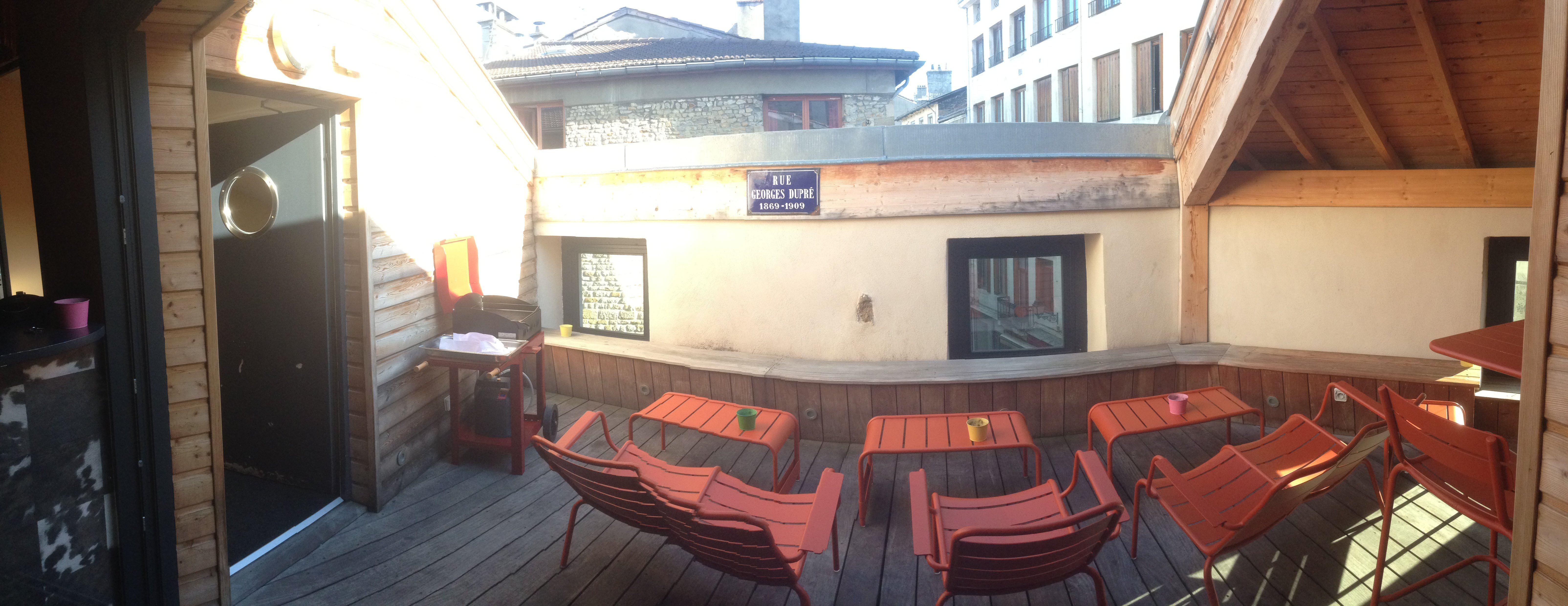 Tropézienne - Café Saint-Jacques