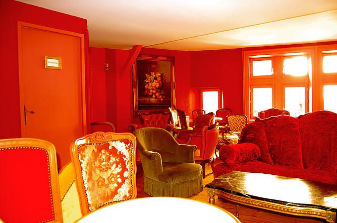 Salle 1er étage 2 - Café Saint-Jacques