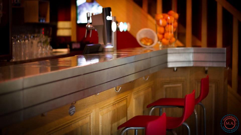 comptoir - café saint-jacques