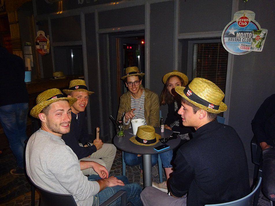 Soirée Havana club - Café Saint-Jacques